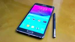 Samsung note 4 lte for cash sale