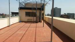 Roof top to let in westlands as a restraurant.