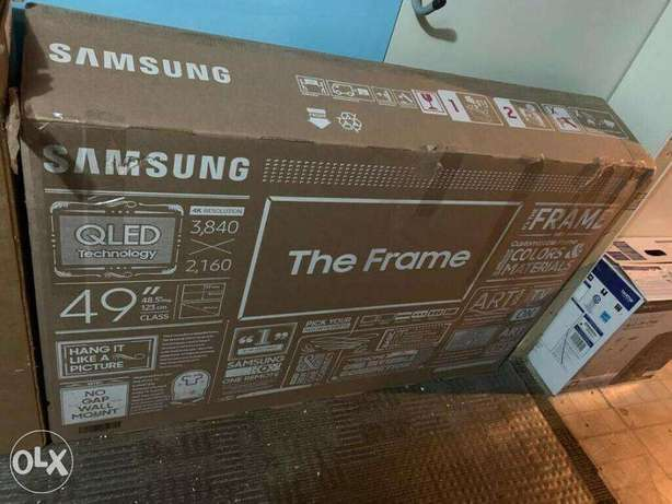 Samsung The Frame Serie QLED Smart TV