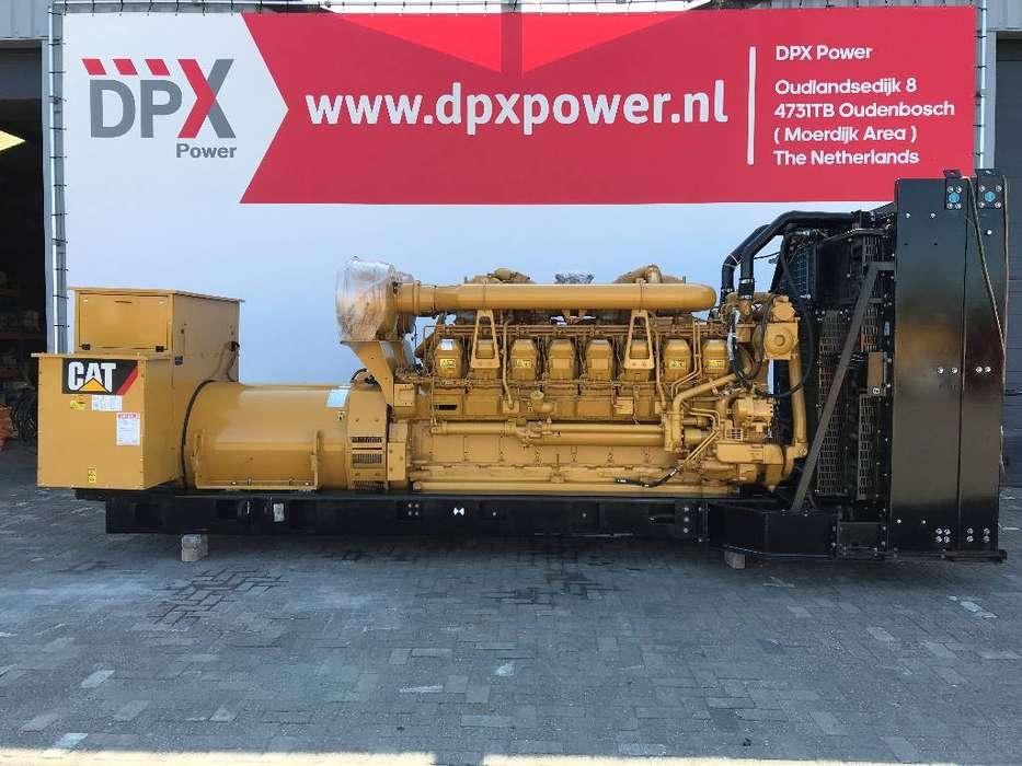Caterpillar 3516B - 2.250 kVA Generator - DPX-25033 - 2014