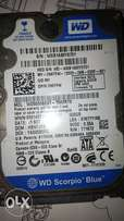500 gigg laptop harddrive SATA