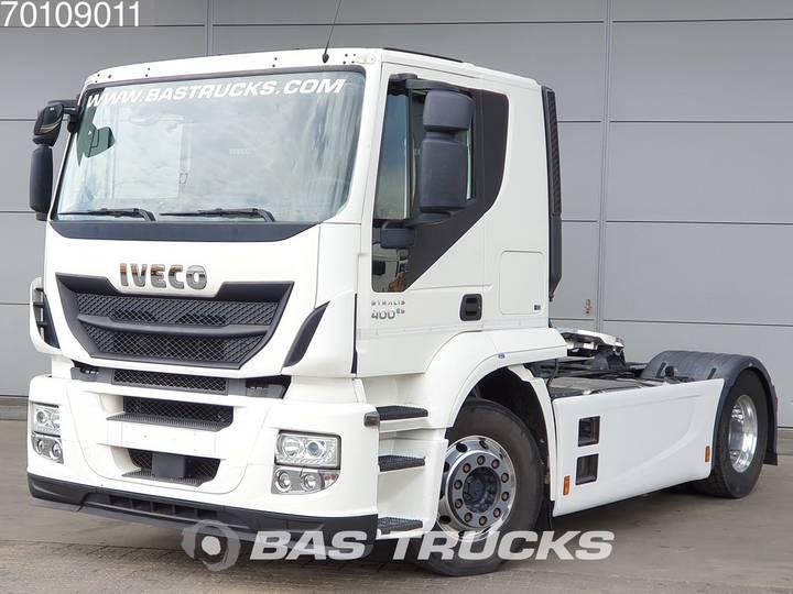 Iveco Stralis Hi-Road AT440T40 4X2 ADR ACC Navi Euro 6 - 2015