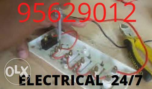 We give a colossal store of electrical and plumbing work for you
