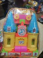 Kids Building Blocks Puzzles, Brick Games and Other Toys