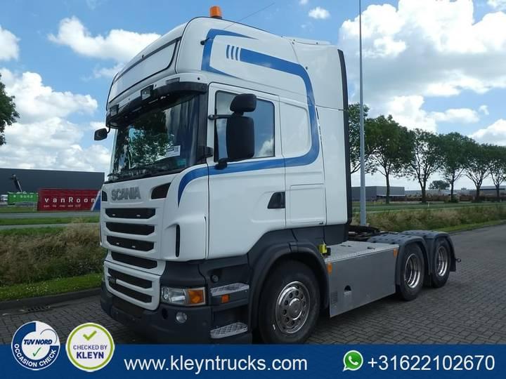 Scania R480 tl 6x2 retarder - 2011