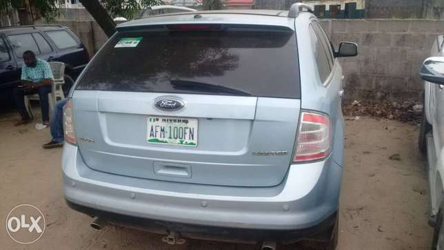 Fairly used ford edge jeep Port-Harcourt - image 1