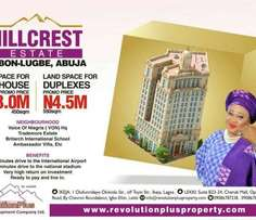 Plots of Land for sale at Abuja