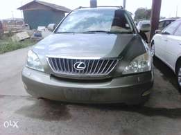 Super clean lexus Rx 350 for sale in port Harcourt