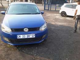polo 1.4 Model 2011,5 Doors factory A/C And C/D Player