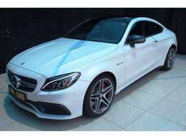 2016 Mercedes-AMG C-Class C63 S Coupe Edition 1 for sale