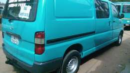 2016 toyota hiace or fish for sale