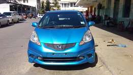 Honda fit rs sports brand new car