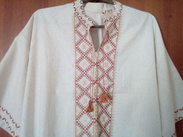 9ee9f006513296 Чоловіча сорочка-вишиванка: 350 грн. - Мужская одежда Шепетовка на Olx