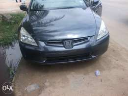 Foreign used Honda accord