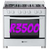 Special New 6 Burner fully gas stove with warranty from R 3499
