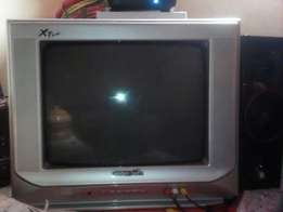 14inches real TV X-flat