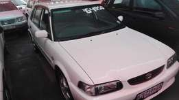 1.6 I Toyota tazz ( Low Mileage )