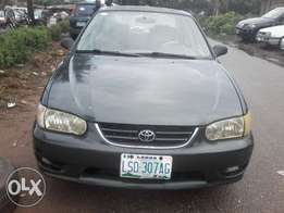 Extra clean Toyota Corolla 2001