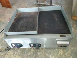 Anvil stainless steel grill