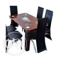 Brand new 4 seater dining set