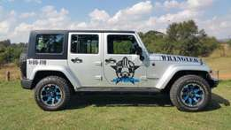 2010 Jeep wrangler 2.8 CRD Diesel in good condition
