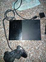 Play station 2 with pes 13 inside