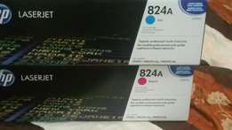 HP 824 cartridges for sale