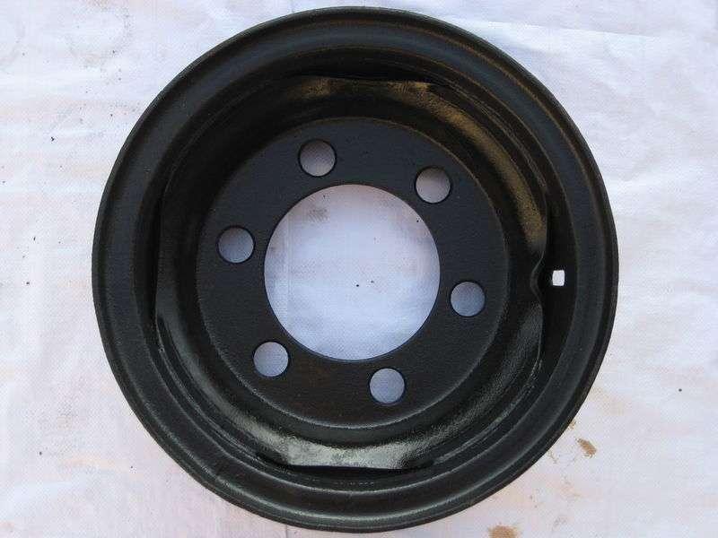 Lvovskii Zadniy Zavod Avtopogruzchikov Wheel Disk For - 2015