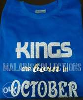 Customized T-shirts for Dudes and Divas
