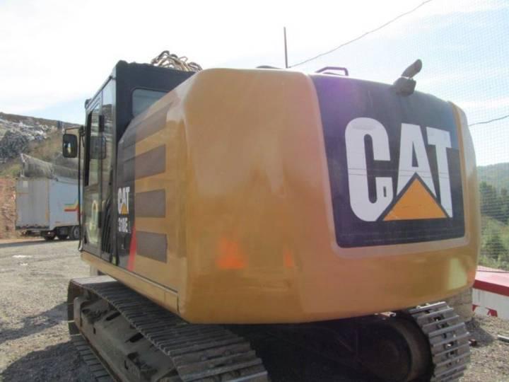 Caterpillar 318el **bj 2012 * 4680h * Hammerltg. ** - 2012 - image 3