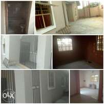 Bungalow with 3bedroom twin flats in Redemption Estate PH Road
