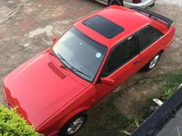 ford xr3i limited
