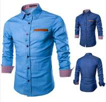 Easter offer custom made Denim shirts (wholesale and retail)