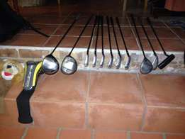 Cobra Forged Greg Norman Signature Golf Clubs & Extras