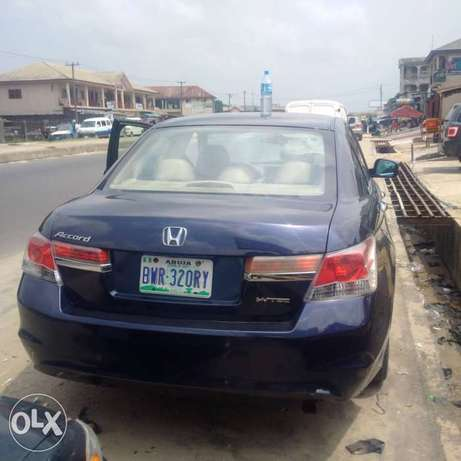 Extremely clean 07 accord with 4 plugs engine Port Harcourt - image 1