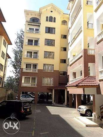 Fully furnished 2 bedrooms apartment for rent in Kilimani, Kilimani - image 1