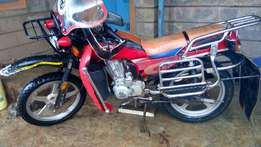 Highflyer motorbike for sale