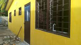 Three Bedrooms Self Contained House for Rent at Nungua Boade