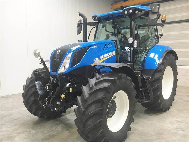 New Holland T6.155AC - 2019