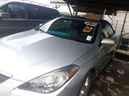 Foreign used Toyota solara, 2008 model