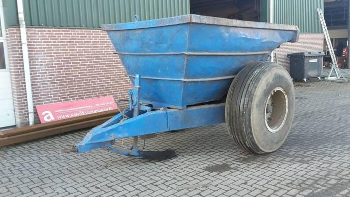 kipper tractor