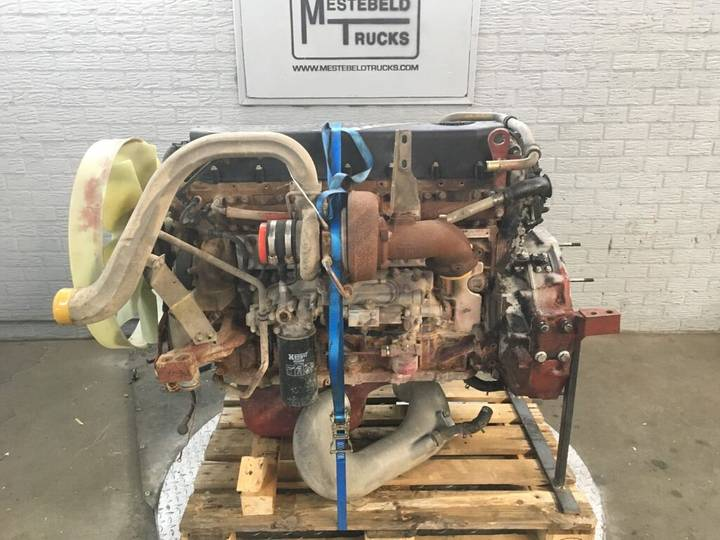 Iveco F2BE0681F engine for  MOTOR CURSOR 8 truck - 1998