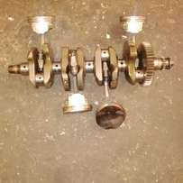 Yamaha R1 1998 crank with rods (4XV)