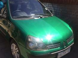 Awesome condition baby Clio for sale