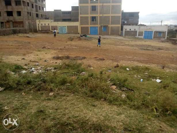 Plot 80 by50 genuine for sale Dandora - image 2