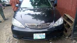 Perfectly used toyota camry 2005 leather seats buy n drive tincan clea