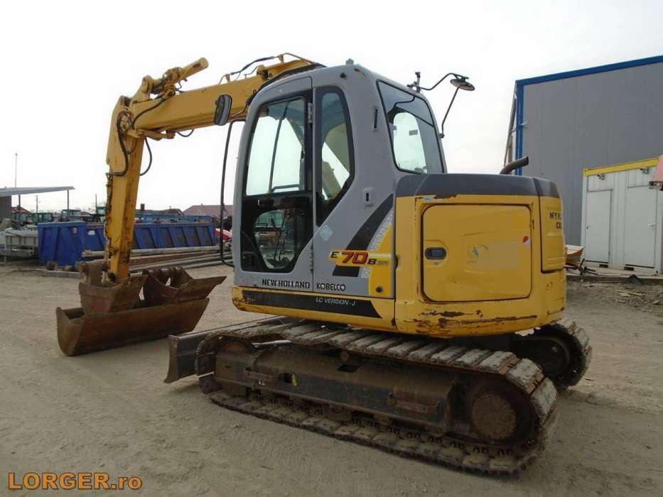New Holland E 70 B Sr - 2008 - image 2