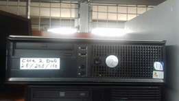 On Offer Dell CPU EX USA. Core 2 duo, 2gb ram / 160gb hdd