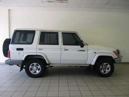 2009 Toyota Land Cruiser 76 4.2D for sale