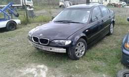 Autoworxzn used spares is now stripping Bmw e46